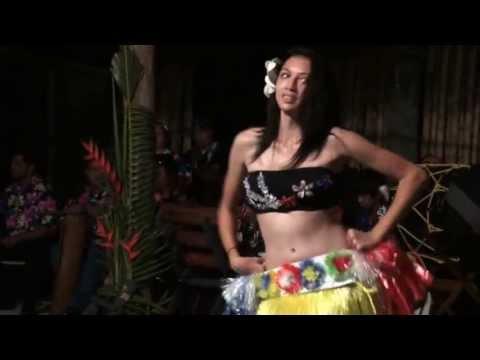 Solo Cook Islands dance