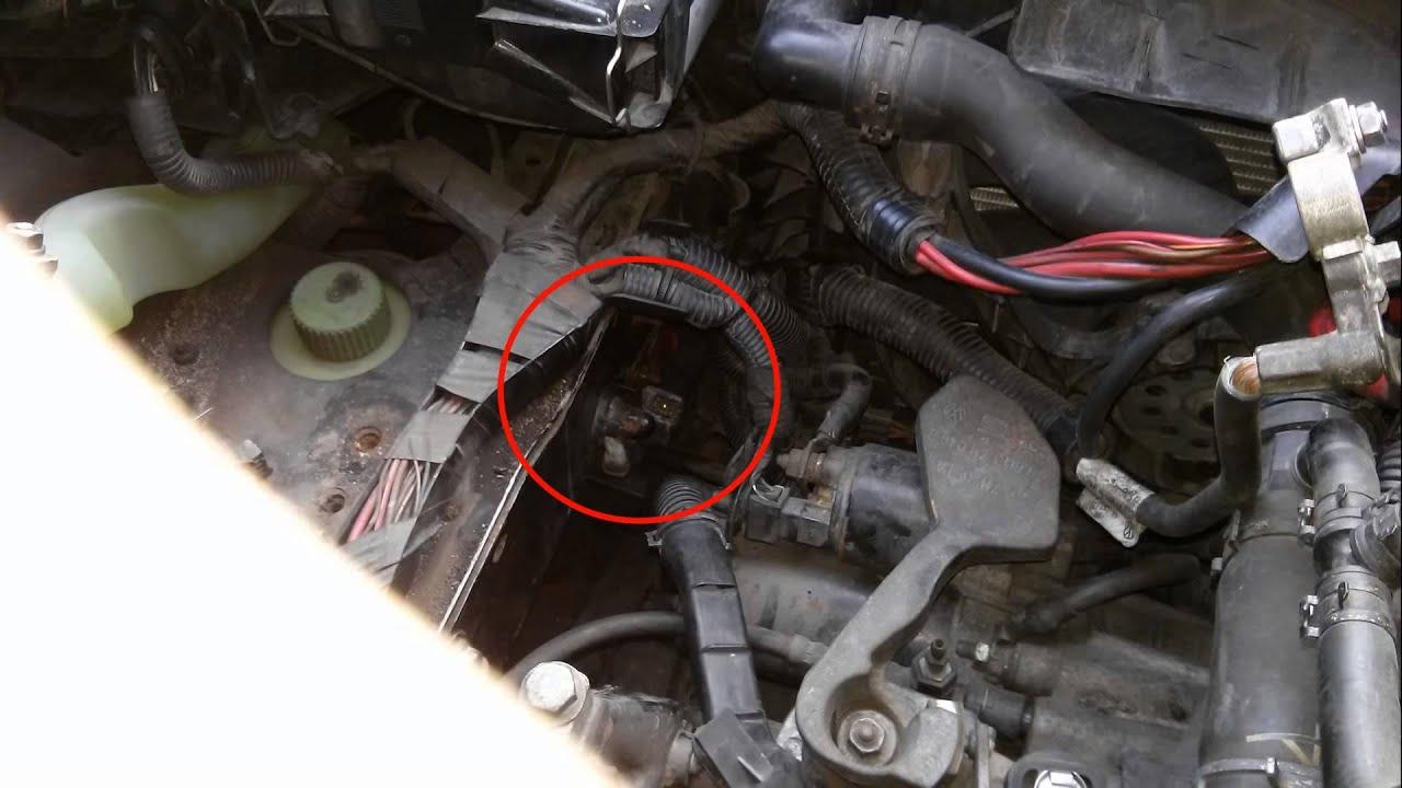 radiator fan control module  radiator  free engine image