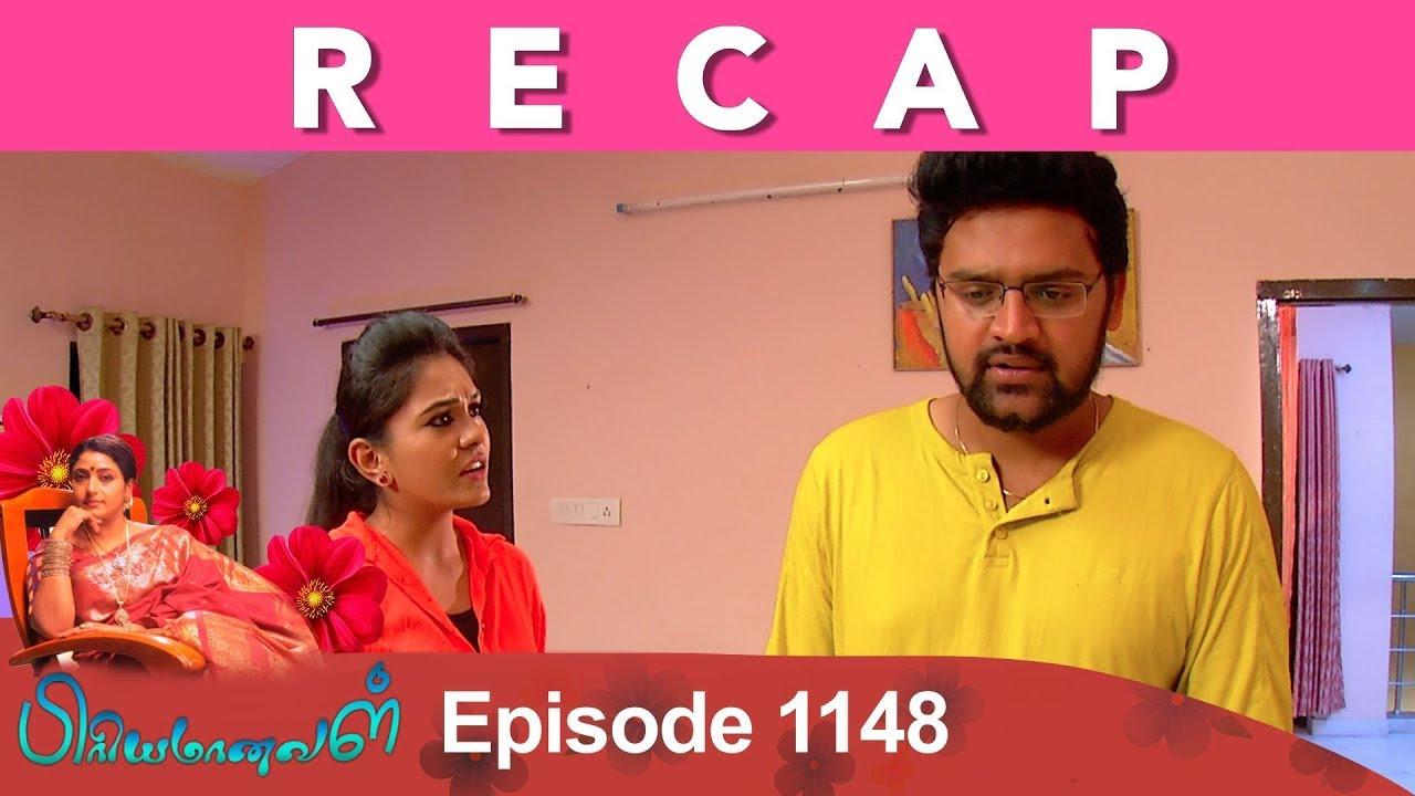RECAP : Priyamanaval Episode 1148, 19/10/18