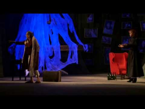 Blazonul - Actrița Arabela Neazi vă invită la spectacol