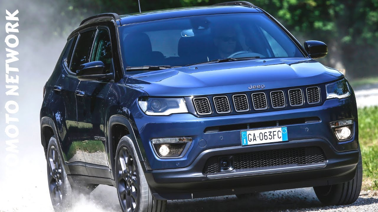 2020 Jeep Compass Review Made In Europe Youtube