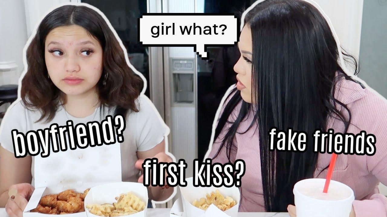 My Little Sister Spills the TEA..