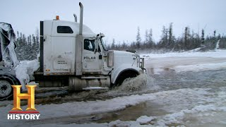 Download Ice Road Truckers: Bonus - What's Your Worst Ice-Road Fear? (Season 11) | History Mp3 and Videos
