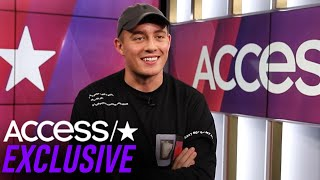 Gambar cover Irish Singer-Songwriter Dermot Kennedy Isn't Here For 'Lazy' Ed Sheeran Comparisons (EXCLUSIVE)