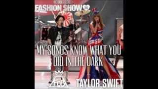 Fall Out Boy - My Songs Know What You Did in the Dark (Light Em Up) [feat. Taylor Swift]