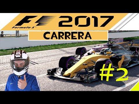 F1 2017 | CARRERA PROFESIONAL CON MAXON #2 | GP. CHINA | PS4 PRO | T300 ED.ALCÁNTARA