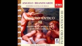 Angelo Branduardi: Ritornello 1, amore e tormento - Futuro Antico III - 18
