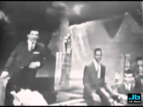 The Crests - Six Nights A Week (The Dick Clark Beechnut Show - May 2, 1959)