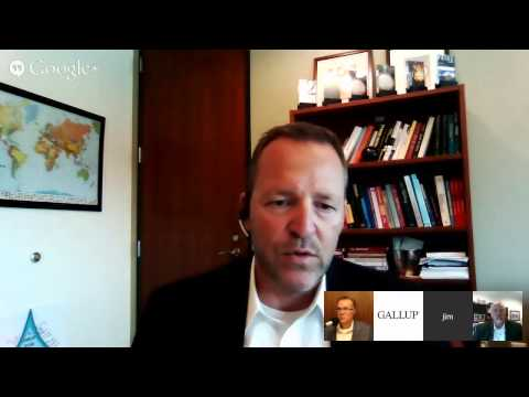 Gallup's The Great Manager with Dr. Jim Harter