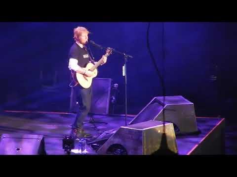 Ed Sheeran - Happier - Stockholm July 14th 2018