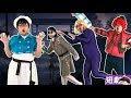 【短劇】當小監遇上小紫,第五人格搞笑劇場[NyoNyoTV妞妞TV玩具]