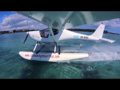 Island Wings Mauritius Experience
