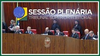 Sessão Plenária do dia 17/04/2018.