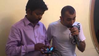 jab jab tere paas main aaya...(new concept - mobile musicians,sachin and sachin)
