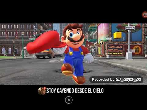 El Rap De Mario Odyssey #zarcrot