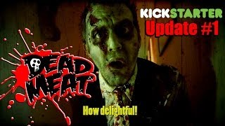 Dead Meat Update #1 - Trick or Treat!