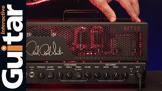 PRS MT 15 Mark Tremonti Signature Amplifier | Review