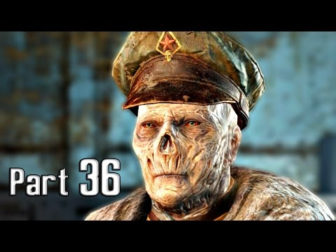 Fallout 4 - Part 36 | Here There Be Monsters | Submarine | Yangtze |