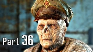 Fallout 4 - Part 36   Here There Be Monsters   Submarine   Yangtze  