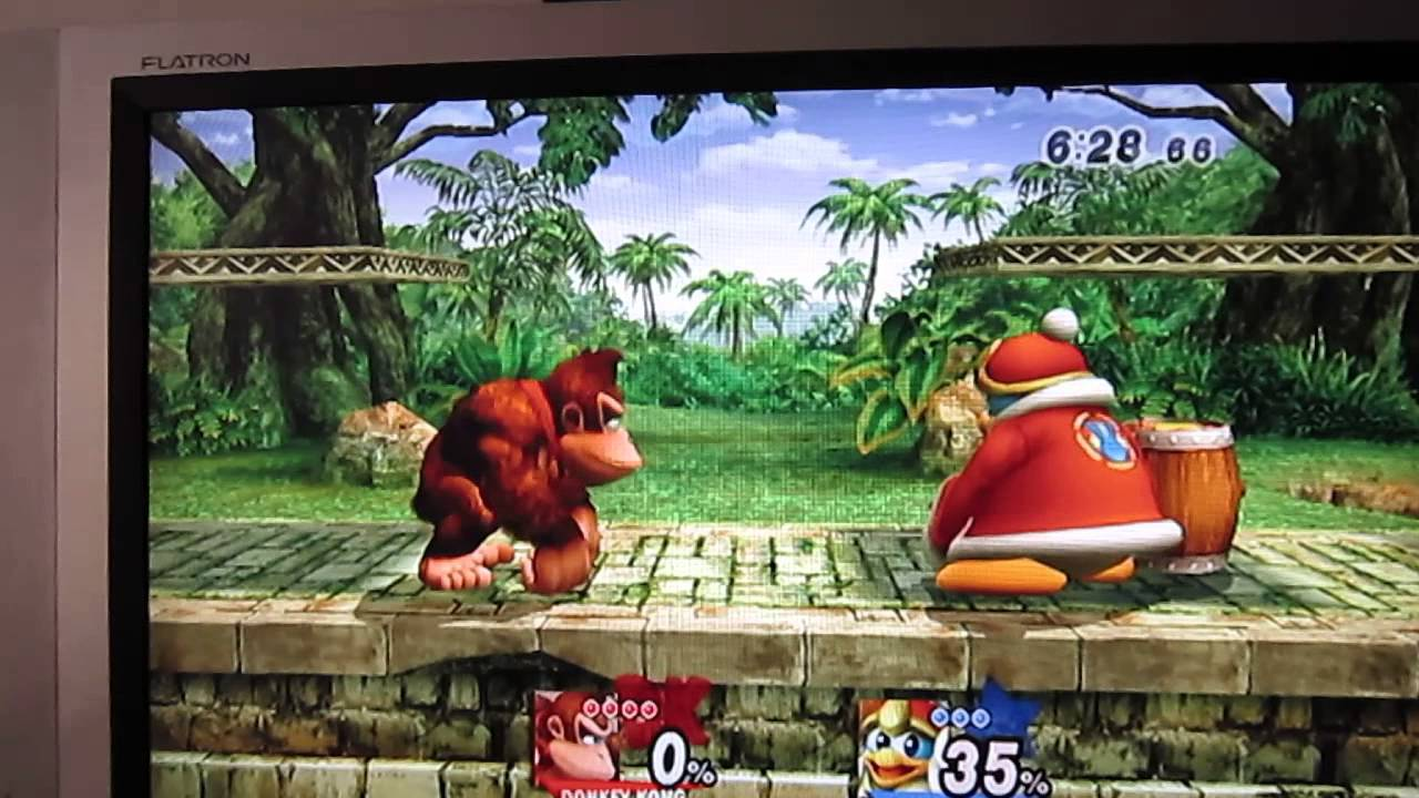 DONKEY KONG 64 SFX for SSBB Project M!!!! - YouTube