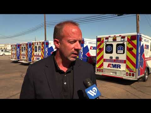 AMR To Provide Ambulance Service To Waco