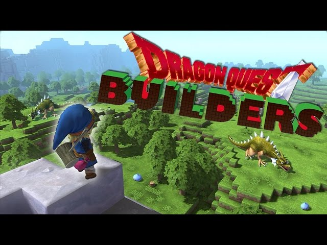Dragon Quest Builders - Demo [jogamais]