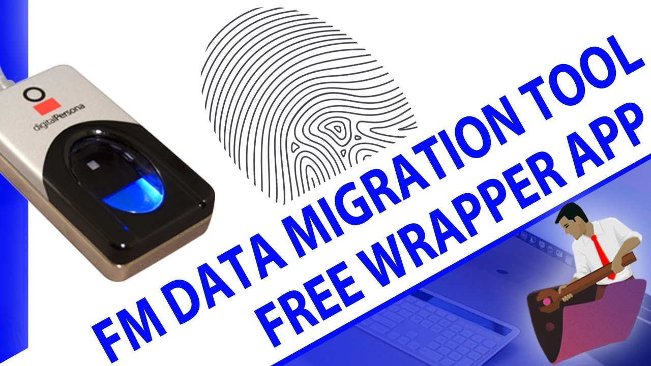 Biometric Fingerprint Reader Plugin for FileMaker - FileMaker Video Training