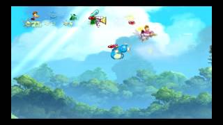 InGame: (PC) Rayman Origins: 2 - 4 Player Co-op - Episode 6