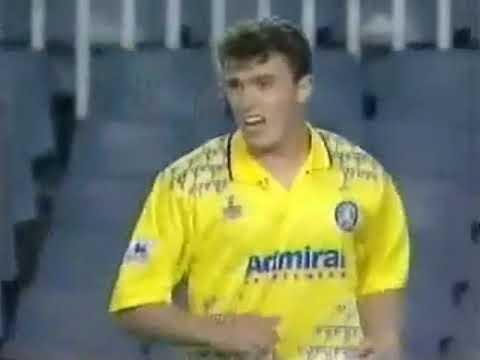 Vfb Stuttgart Leeds United 1992 1993 Champions League Youtube