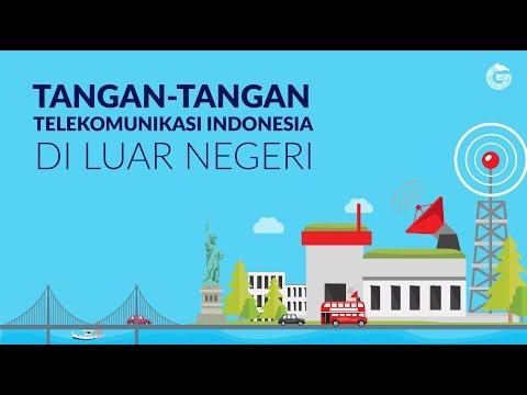 Tangan-Tangan Telekomunikasi Indonesia di Luar Negeri — GNFI #untukIndonesia