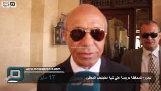 مصر العربية   تيمور: المحافظة حريصة على تلبية احتياجات المعاقين