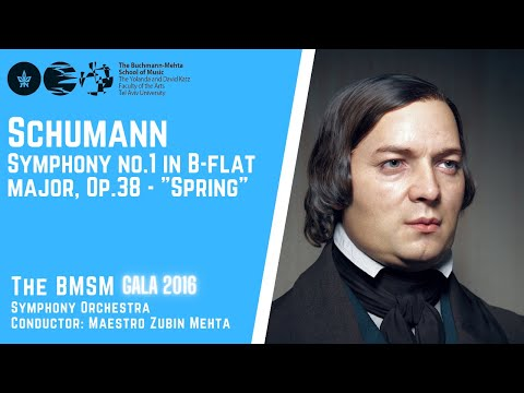 Schumann - Symphony no.1 in B-flat major, Op.38 -