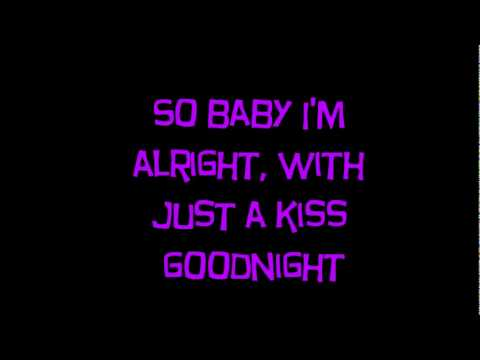 Lady Antebellum - Just A Kiss with lyrics