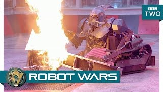 Robot Wars: Episode 5 Battle Recaps 2017 - BBC Two