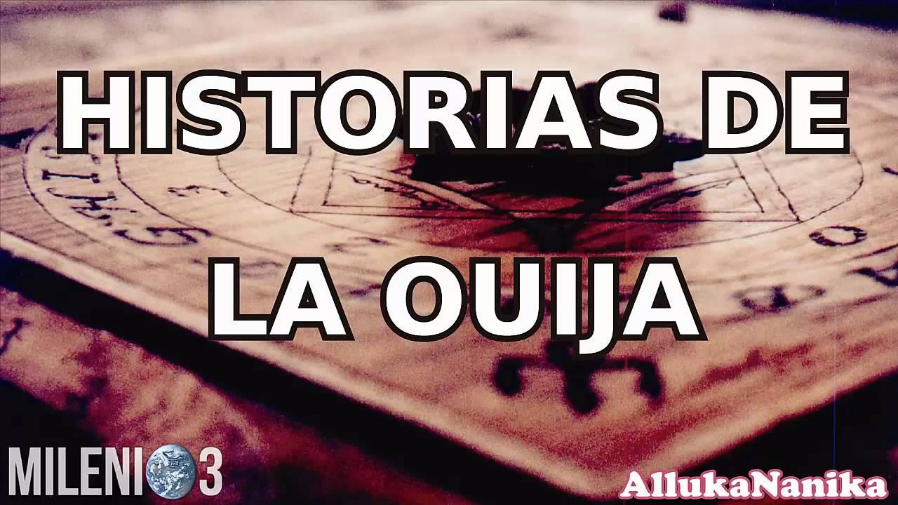 Milenio 3 - Historias de la Ouija - YouTube