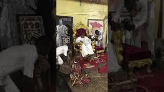 DR OLADELE OLUSANYA AND ALAAFIN ON YORUBA HISTORY 1