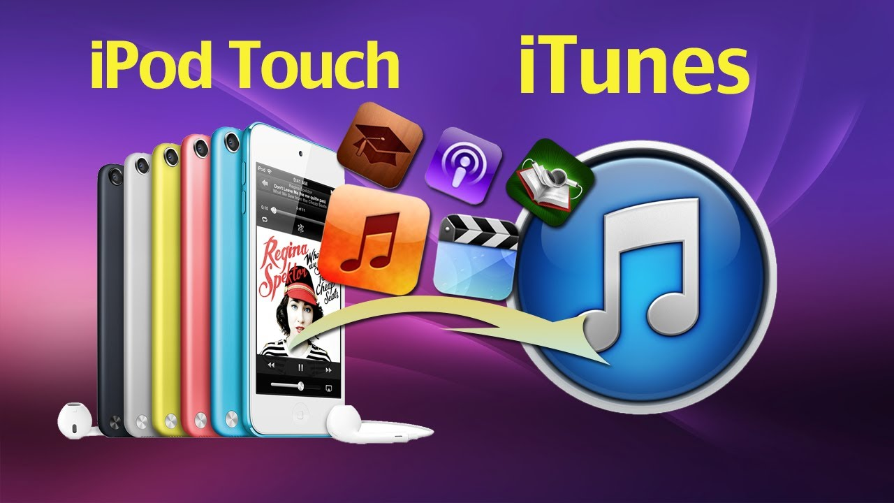 how to get music from your ipod touch to itunes
