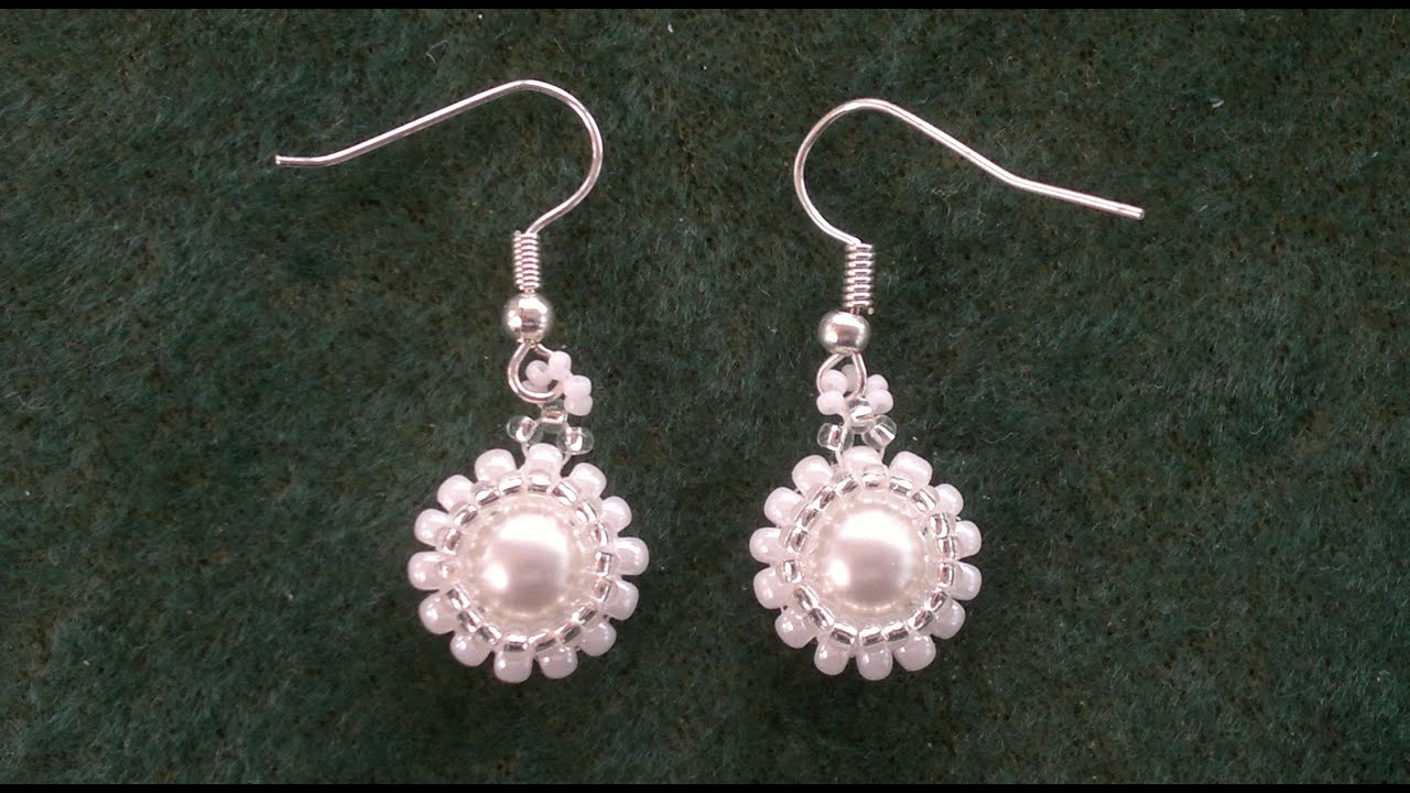 Beading4perfectionists: Classy - stunning - easy to make pearl ...