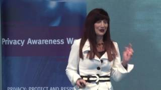 Futurist Shara Evans | Privacy Awareness Week 2016