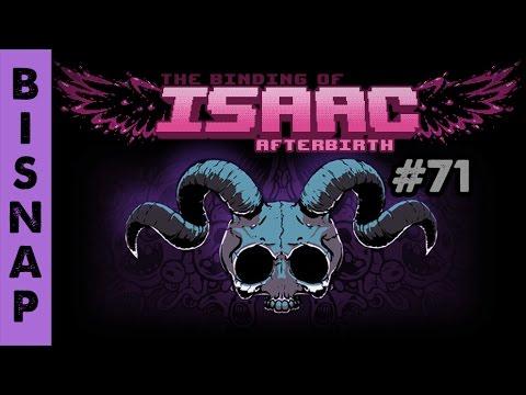 Bisnap Streams Isaac: Afterbirth - Part 71