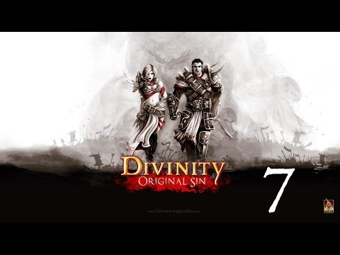 Divinity:Original Sin Let's Play-Part 7 (Ghost in the lighthouse)