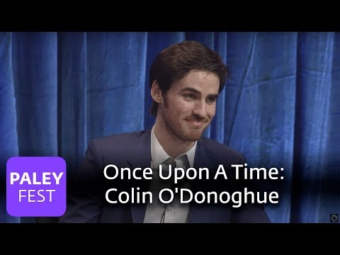 Once Upon A Time - Colin O'Donoghue On Hook