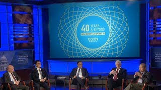 Town Hall pt.2 - 40 Years and Beyond, China's Reform and Opening Up