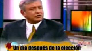 ANDRES MANUEL LOPEZ OBRADOR UN MENTIROSO SIN PALABRA