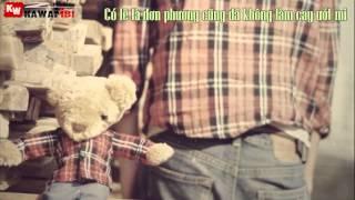 Viet Karaoke | Anh Biết Mình Đến Sau Ron ft. R.I.C Video Lyric | Anh Biet Minh Den Sau Ron ft. R.I.C Video Lyric