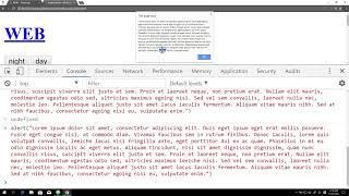 WEB2 JavaScript - 7.변수와 대입 연산자
