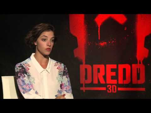 """Olivia Thirlby's Official """"Dredd"""" Interview - Celebs.com"""