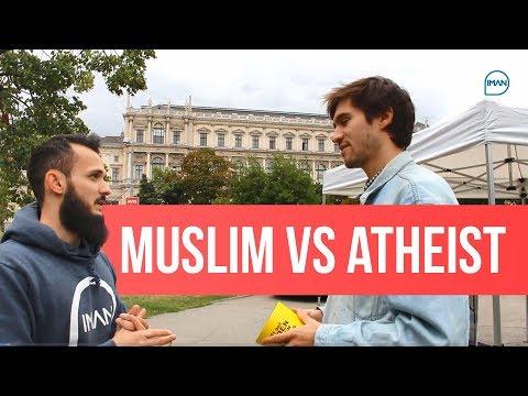 Muslim vs Atheist – Folgen des Atheismus | 👥DIALOG #29