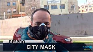 Análisis de máscara Respro City Mask