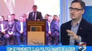 Dan Tanasă în Parlamentul României
